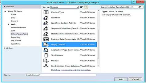 sharepoint page layout elements xml implement custom suitelinks delegate control in sharepoint
