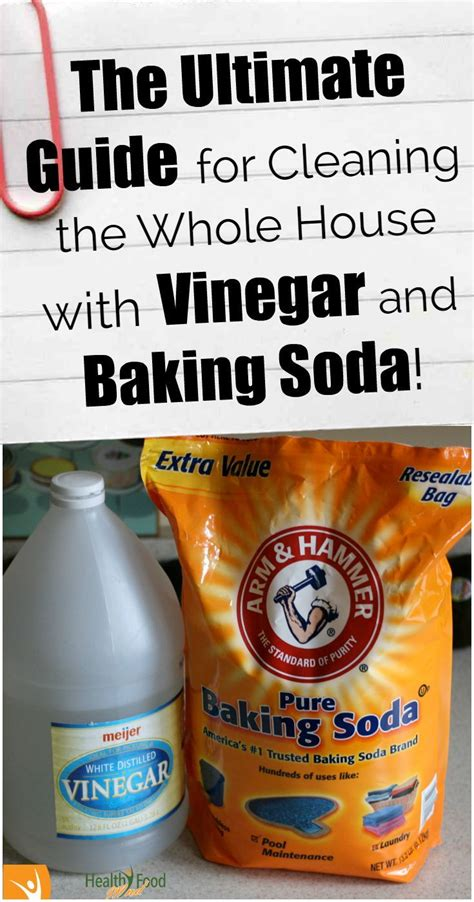 how to clean with baking soda 17 best images about entretien on pinterest sprays sons