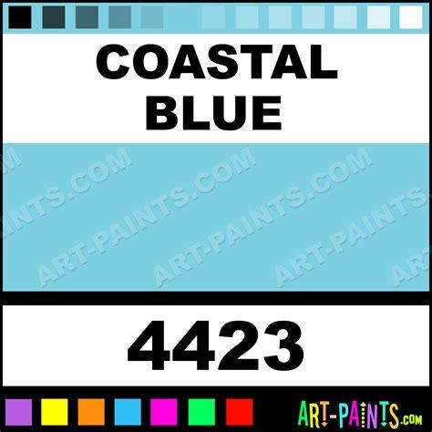 coastal blue colors fabric textile paints 4423 coastal blue paint coastal blue color