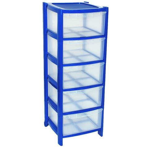 plastic storage drawers on wheels 5 drawer plastic large tower office storage drawers unit