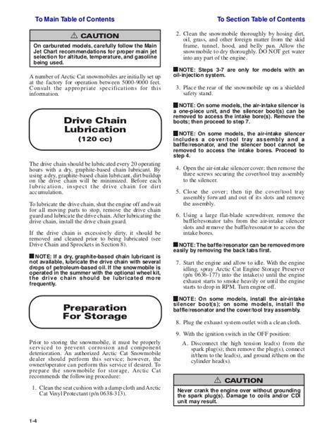 2001 Arctic Cat Zr 800 Le Snowmobile Service Repair Manual