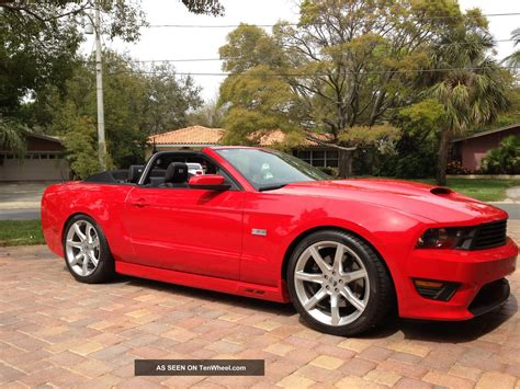 saleen ford gt 2011 ford mustang gt saleen images