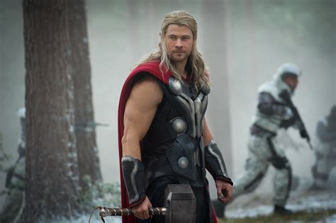 thor film photos thor 3 kevin feige comments on director rumors collider