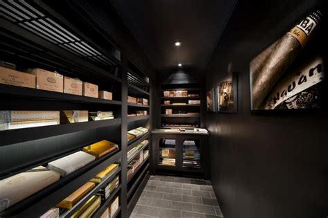 humidor room 25 000 cigar walk in humidor modern wine cellar new york by signature wine cellars