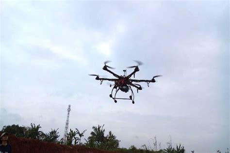 Pesawat Drone Mini mata angkasa kembangkan pesawat mini buat monitoring kawasan konservasi mongabay co id