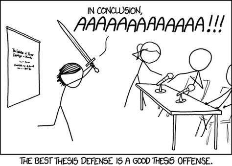 defend my thesis 1403 thesis defense explain xkcd