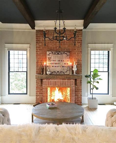 Farmhouse Fireplace by 25 Best Ideas About Farmhouse Fireplace On