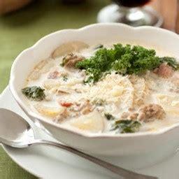 olive garden 256 zuppa toscana soup olive garden copycat recipe bigoven