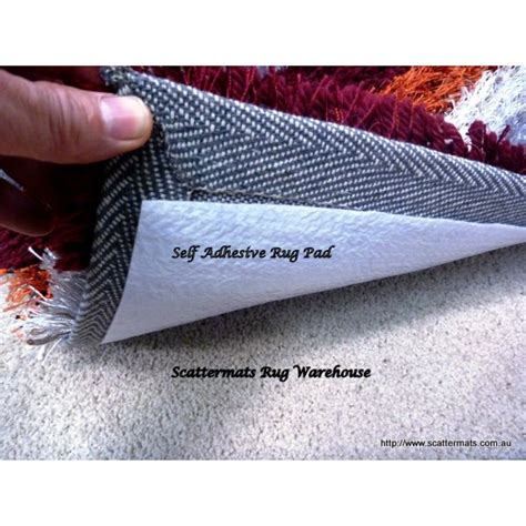 Rug Slips On Carpet by Total Grip Underlay For All Surfaces Free Shipping