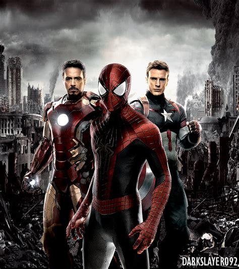 film marvel captain america civil war how will the re recast spider man play into cap civil war