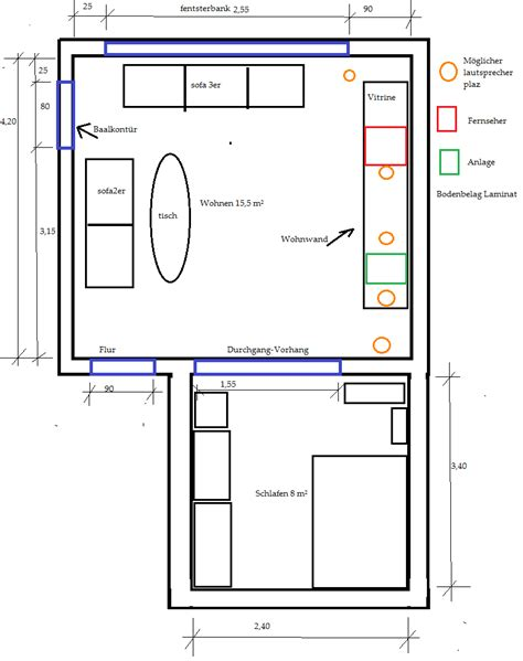 Wohnung Zeichnung zeichnung wohnung hifi forum de bildergalerie