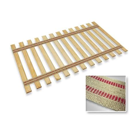 full bed slats full size attached bed slats bunkie boards red stripe