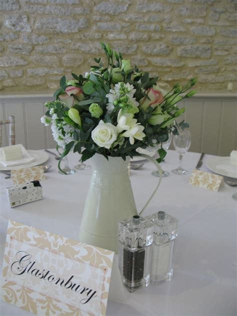 wedding flower jugs 46 best images about wedding flowers on jars shabby chic and flower