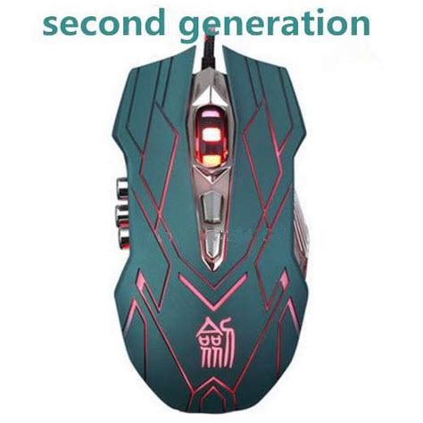 Paket Hemat Ghost Shark Aokdis Gaming Mouse Second Generation 4000 1 ghost shark aokdis gaming mouse second generation 4000 dpi js x9 blue jakartanotebook