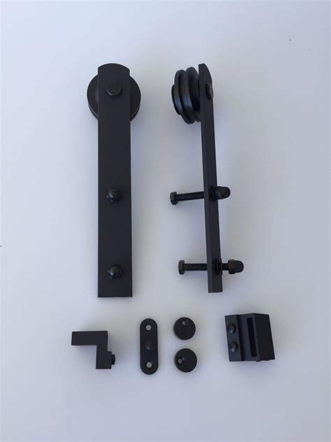 Sliding Barn Door Parts Sliding Barn Door Rollers Kits B07 Ideal Barn Door Australia