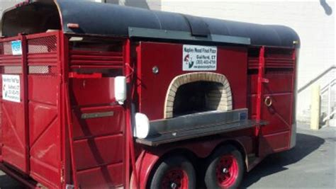 mobile oven mobile pizza truck ovens tuscany mobile food