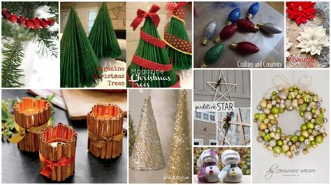 pinterest christmas home decor homemade christmas decorations pinterest christmas decore