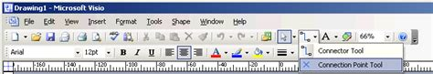 visio connection point tool connection points in visio kenfallon