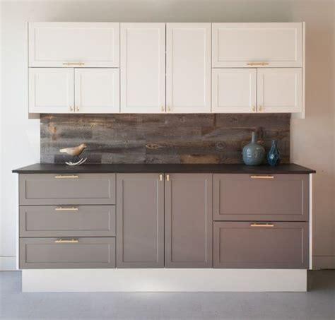 Two Tone Kitchen Cabinet Doors Shaker Doors Two Tone Kitchen Cabinets And Two Tone Kitchen On Pinterest
