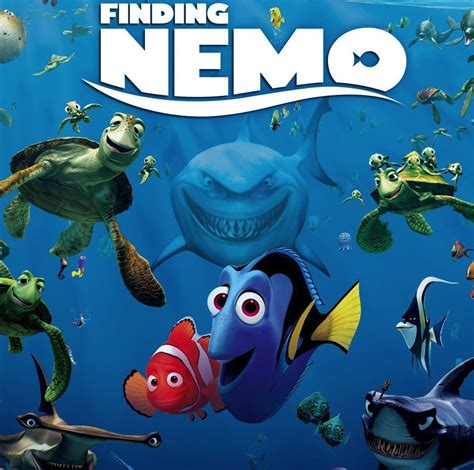 Finding On Finding Nemo Play