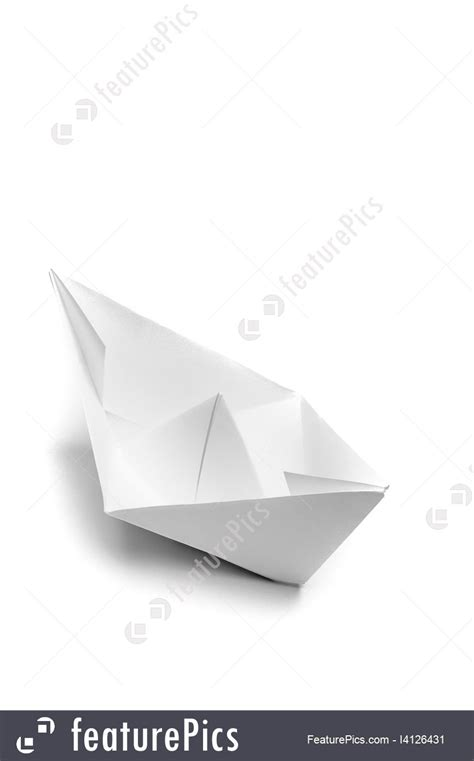 Origami Paper Ship - photo of origami paper ship