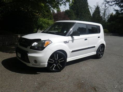Kia Soul Used Car 2010 Kia Soul Langley Columbia Used Car For Sale