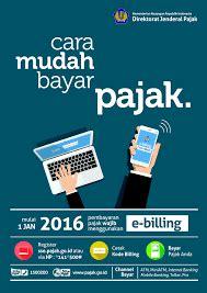 apakah membuat npwp harus bayar 1 juli 2016 bayar pajak harus dengan e billing info pns