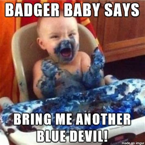 Baby Smurf Meme - 50 best images about wisconsin sports on pinterest vince