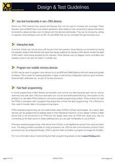 jtag design guidelines design for testability dft guidelines xjtag