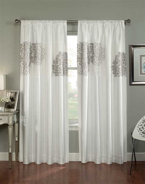 contemporary drapery panels popular 225 list contemporary curtain panels
