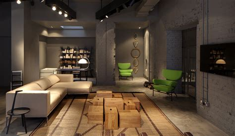 interior design show shines spotlight on local and cassina s first london showroom designed by piero lissoni