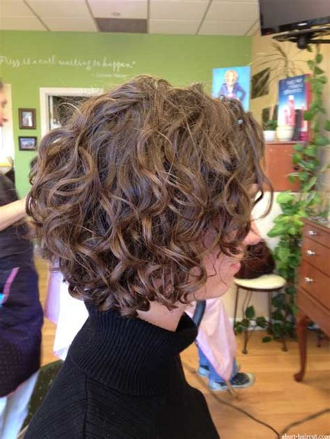 short curly hairstyles for women short hairstyles 2016