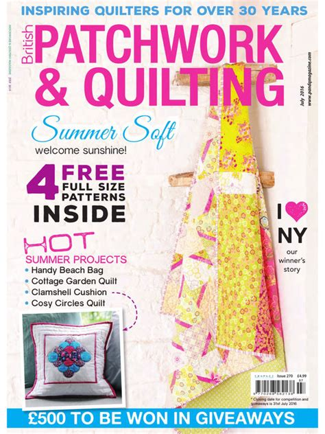 Patchwork Magazines Free - patchwork and quilting the worlds best patchwork and
