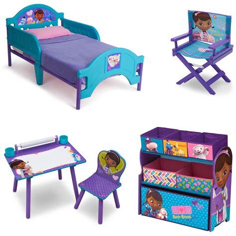 kids bedroom in a box kids room decor disney jr doc mcstuffins kids room in a