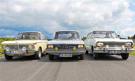 Versicherung Auto 90 Ps by Bmw 1800 Audi Super 90 Und Opel Rekord 60er Im Vergleich