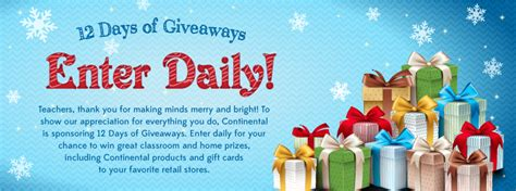 Book Giveaways For Teachers - 12 days giveaways for teachers