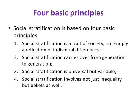 social biography meaning social stratification