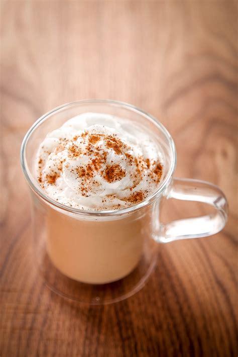 chai tea latte baking beauty