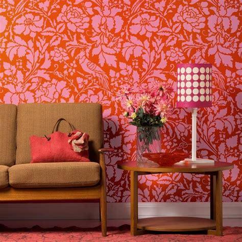 floral damask wall pattern stencil allover stencil royal design studio stencils