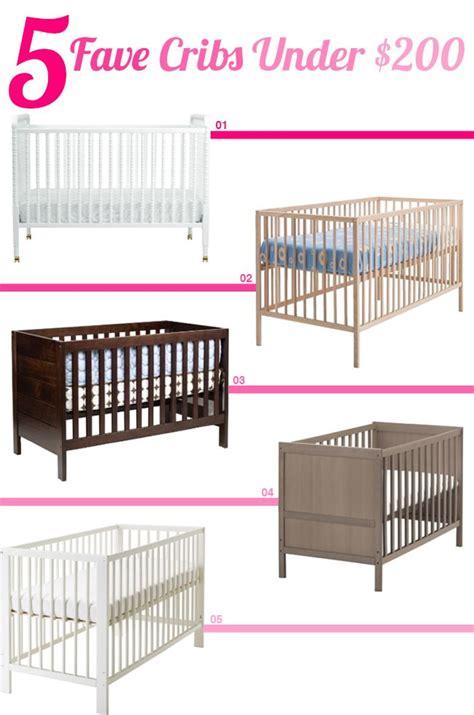 Sundvik Crib Safety by 5 Of Favorite Cribs 200 A Lovely Lark