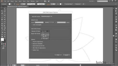 adobe illustrator cs6 xaml export adobe illustrator export dialog options