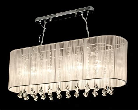 Shaded Chandeliers Shaded Pendant Chandelier By Made With Designs Ltd Notonthehighstreet