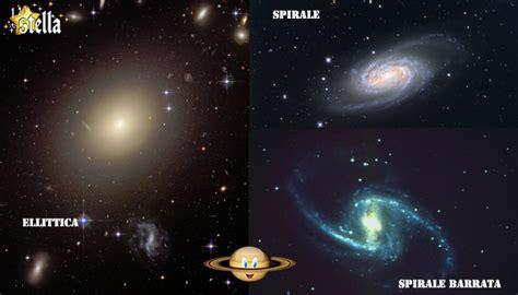 delle ma ma le galassie sono tutte uguali