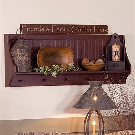Primitive Shelf Decorating Ideas by 25 Best Ideas About Primitive Shelves On