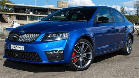 skoda ocavia skoda octavia rs 162tsi sedan 2016 review road test