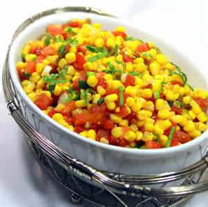52 ways to cook heat and sweet corn salsa grilling time