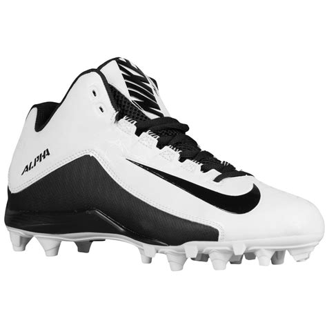 nike football shoes white nike s alpha strike 2 3 4 football cleats new without