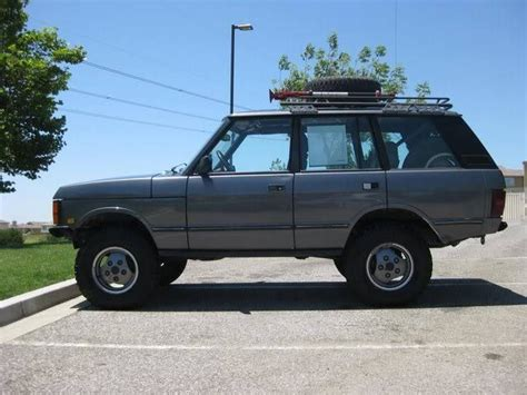 land rover classic lifted 1000 ideas about range rover classic on pinterest land