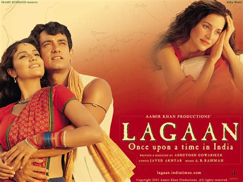 biography of film lagaan aamir khan in lagaan hollywood bollywood celebrity