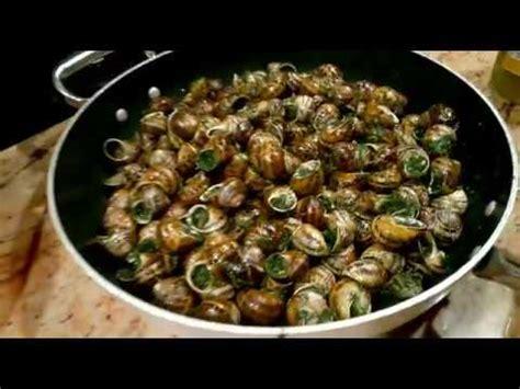 cucinare lumache surgelate lumache alla bourguignonne doovi